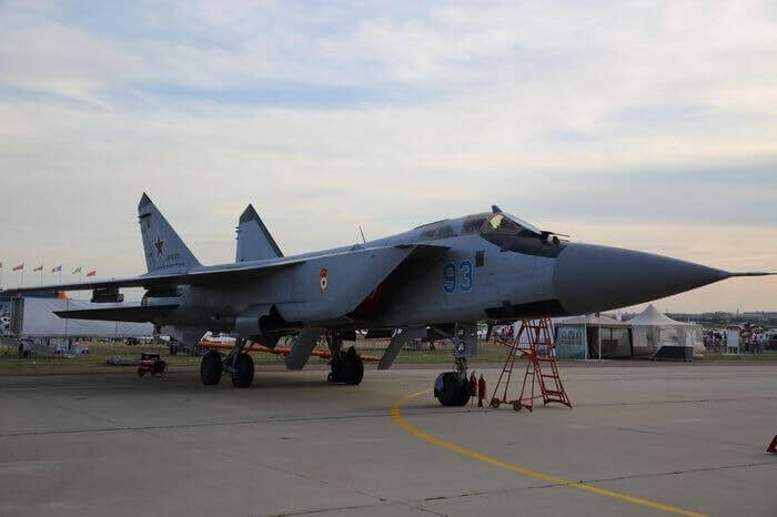 Another one Russian military aircraft