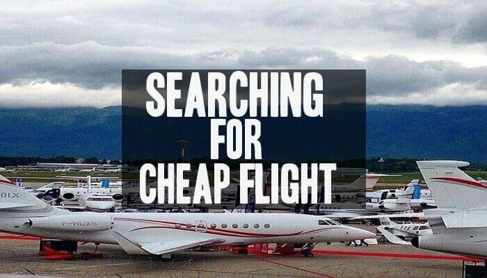 Searching For Cheap Fight