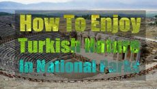 National parks in Turkey