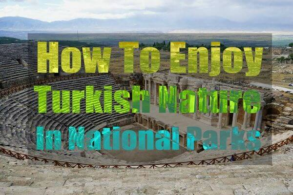 Turkey national parks