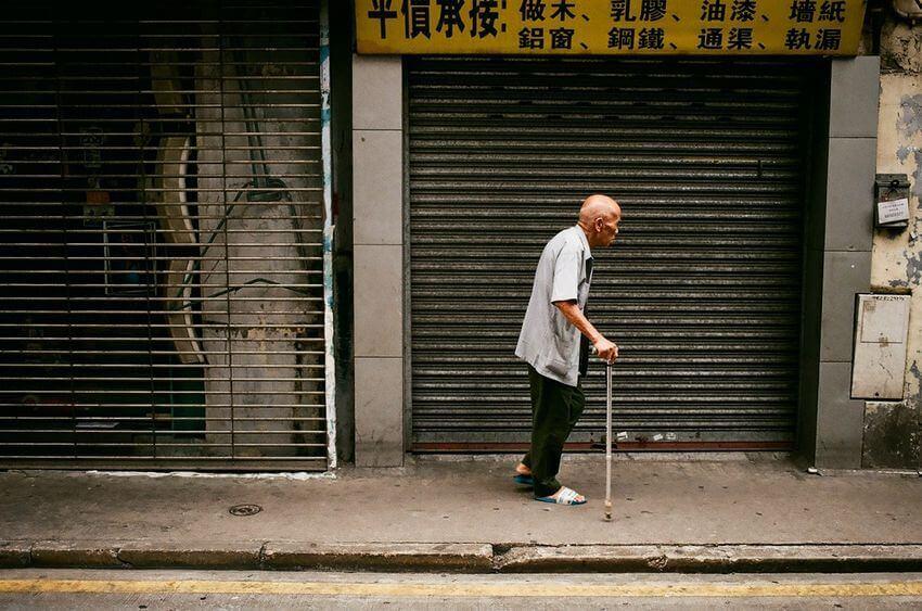 HK resident