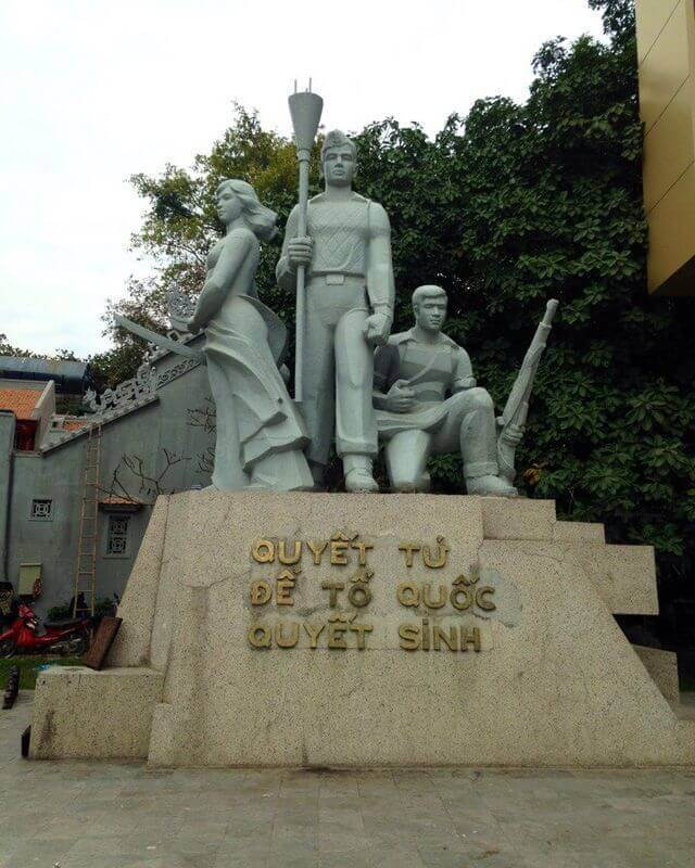 Martyrs Memorial Monument Hanoi