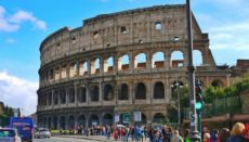 exploring Rome on the cheap