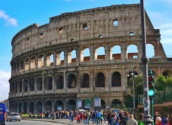 exploring Rome on the cheap