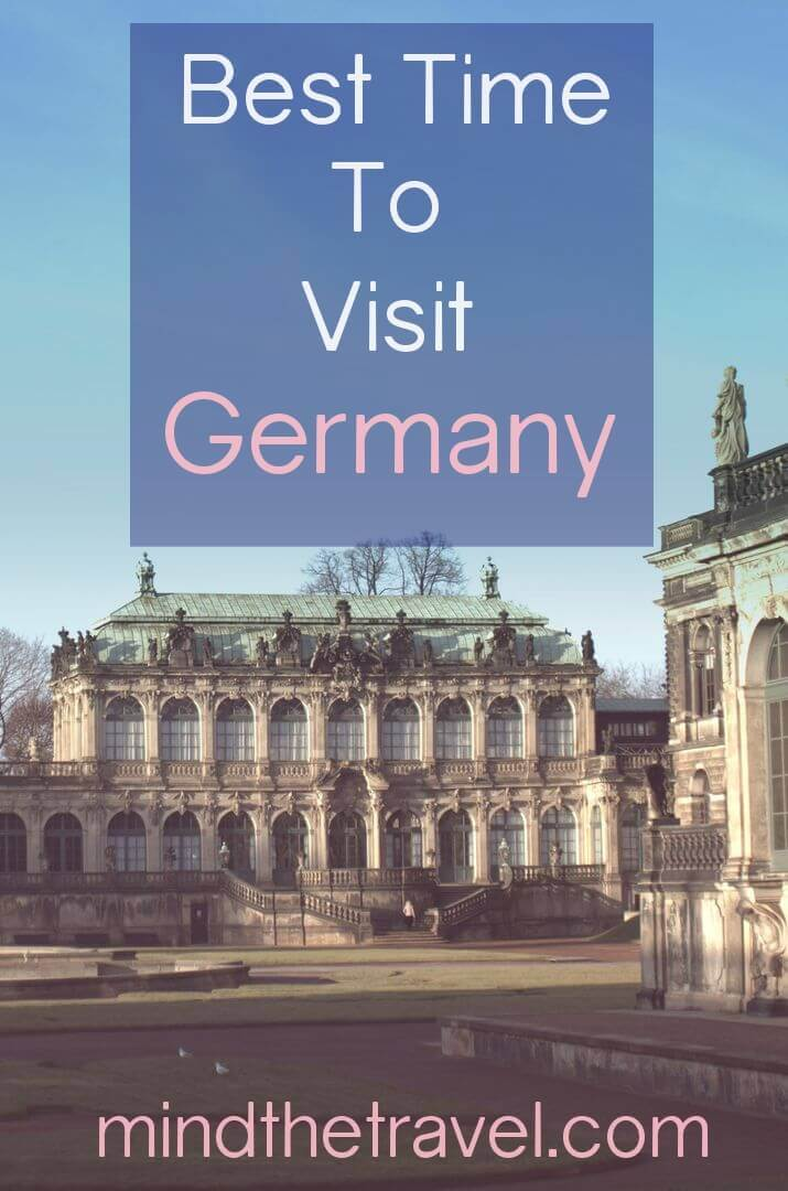 Best Time To Visit Germany