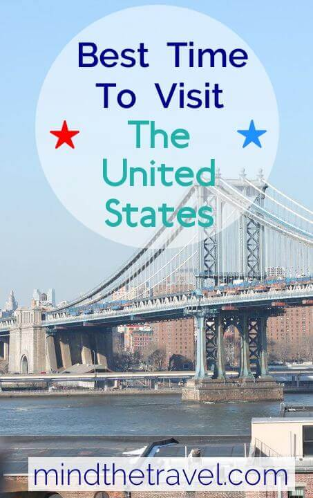 Best Time to Visit the USA
