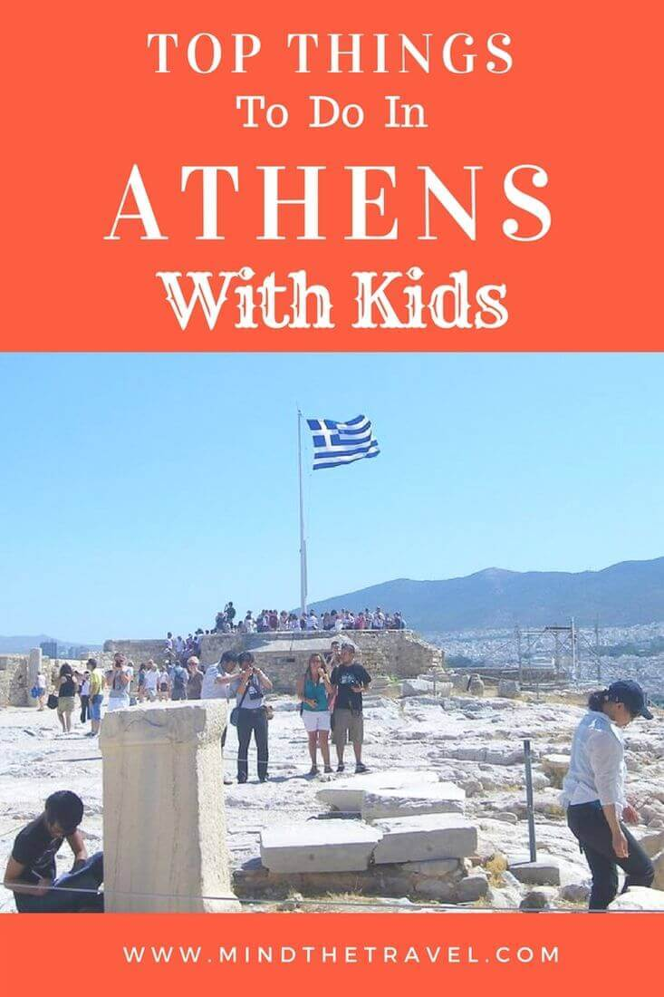Top Things to Do in Athens with Kids