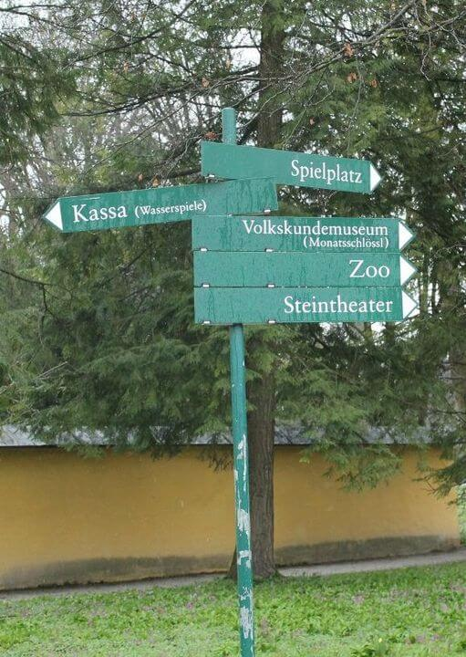 exploring Salzburg Zoo