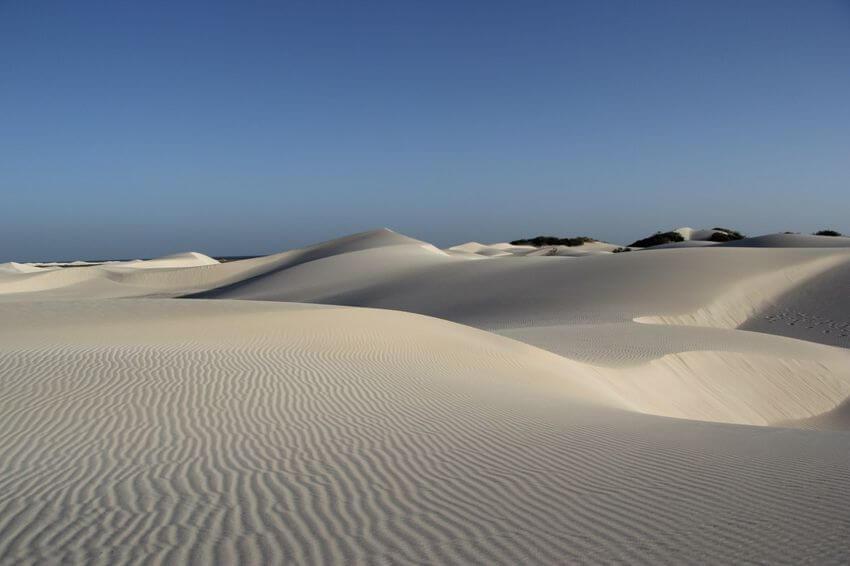 Dunes of Arher