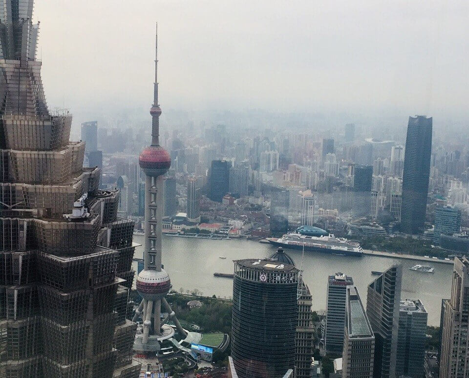 Explore the Pudong and the Lujiazui